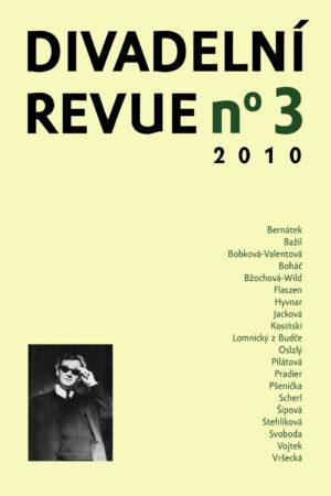 Divadelní Revue 3/2010