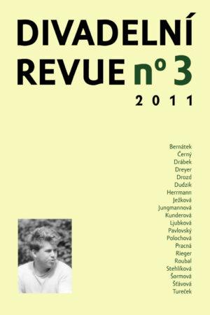 Divadelní Revue 1/2011