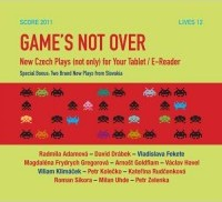 Game Is Not Over – New Czech Plays (not Only) For Your Tablet / E-Reader