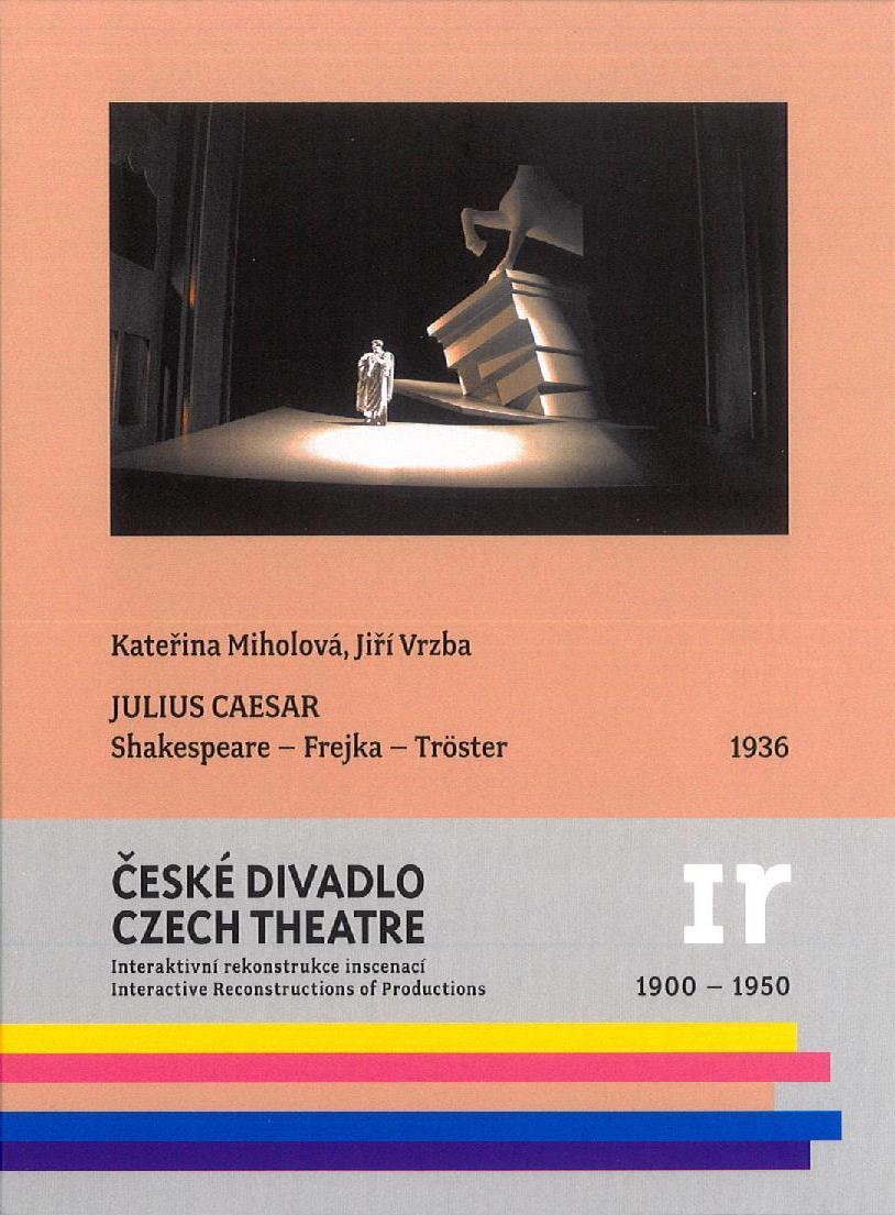 Julius Caesar:    Shakespeare – Frejka – Tröster