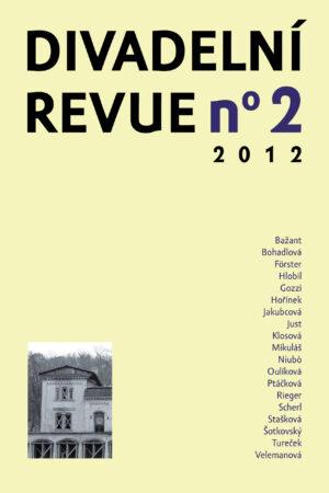 Divadelní Revue 2/2012