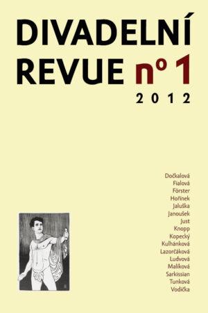 Divadelní Revue 1/2012