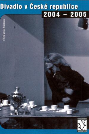 CD – ROM : Divadlo V ČR 2004-2005