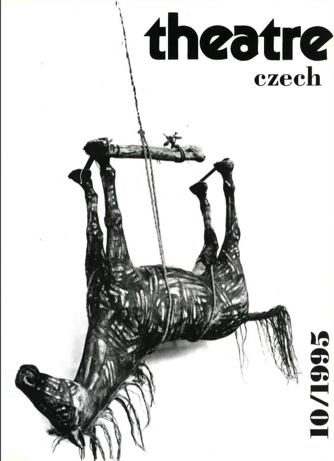 Czech Theatre / Théâtre Tcheque 10