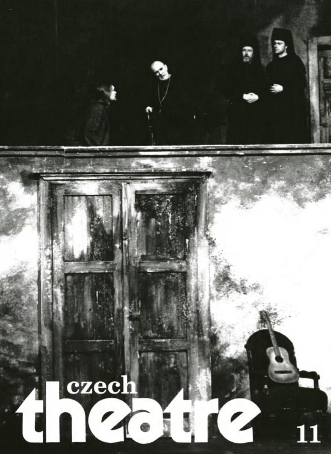 Czech Theatre / Théâtre Tcheque 11