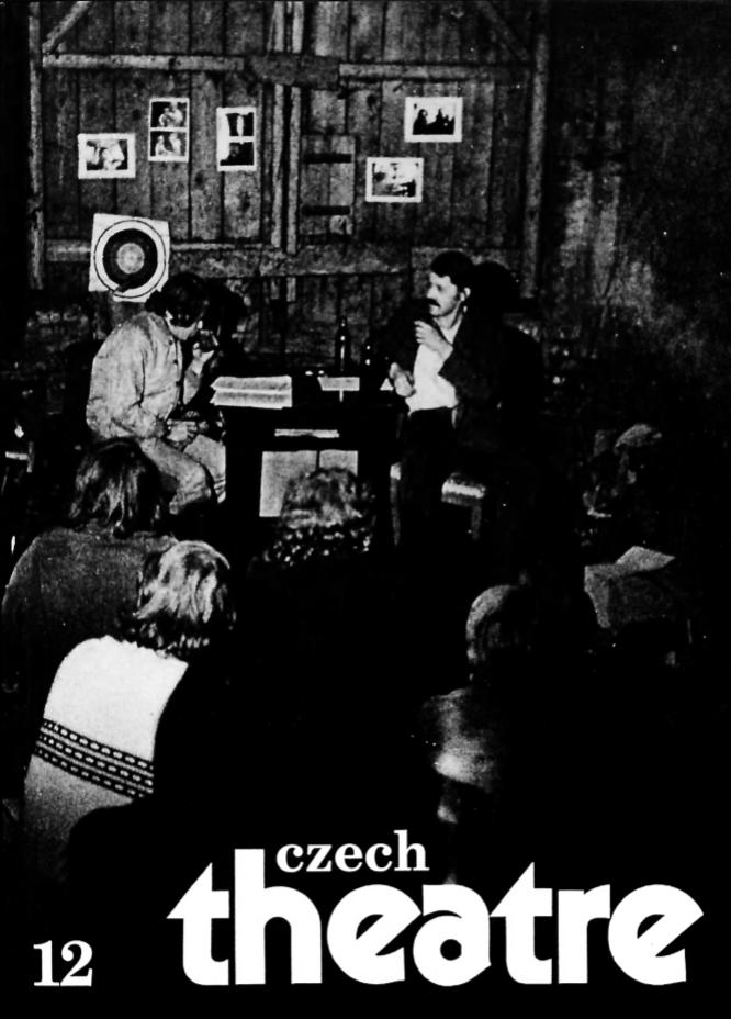 Czech Theatre / Théâtre Tcheque 12