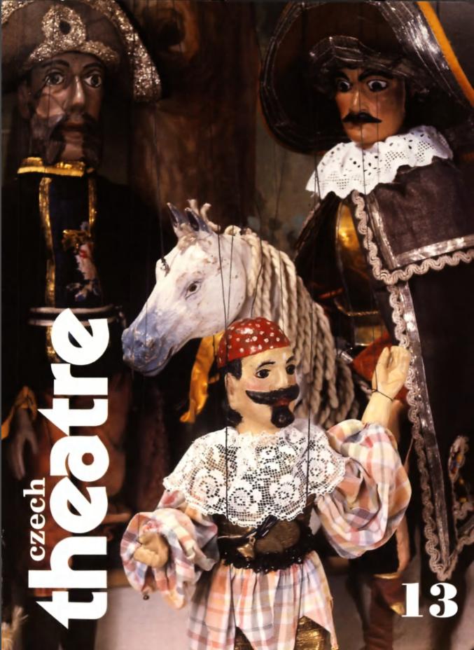 Czech Theatre / Théâtre Tcheque 13