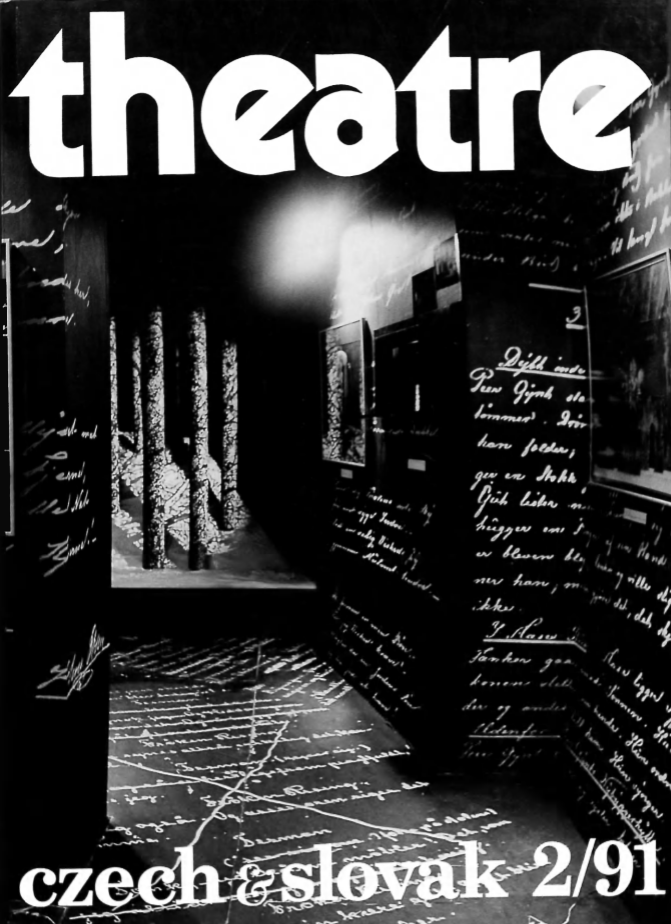 Czech And Slovak Theatre / Théâtre Tcheque Et Slovaque 2