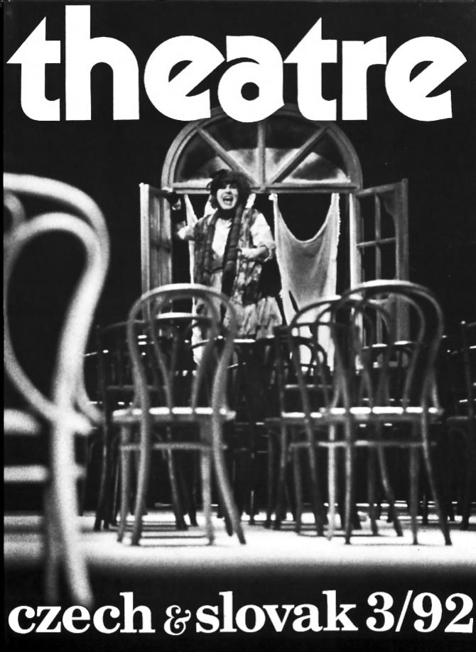 Czech And Slovak Theatre / Théâtre Tcheque Et Slovaque 3