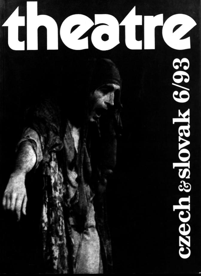 Czech And Slovak Theatre / Théâtre Tcheque Et Slovaque 6