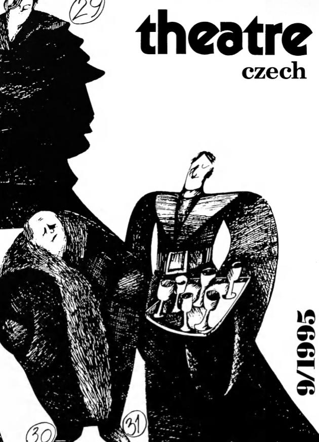 Czech Theatre / Théâtre Tcheque 9