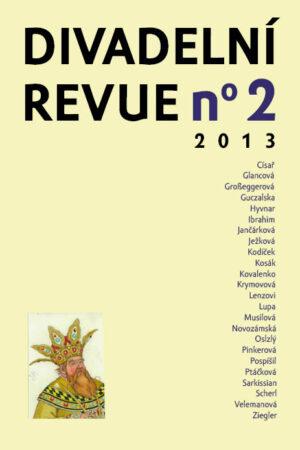 Divadelní Revue 2/2013