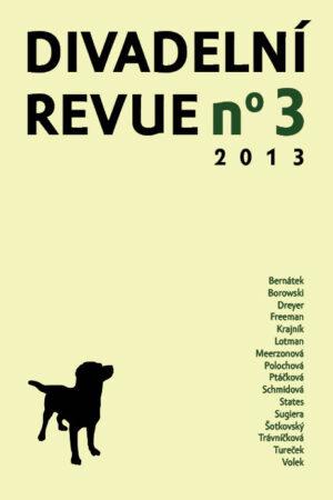 Divadelní Revue 3/2013