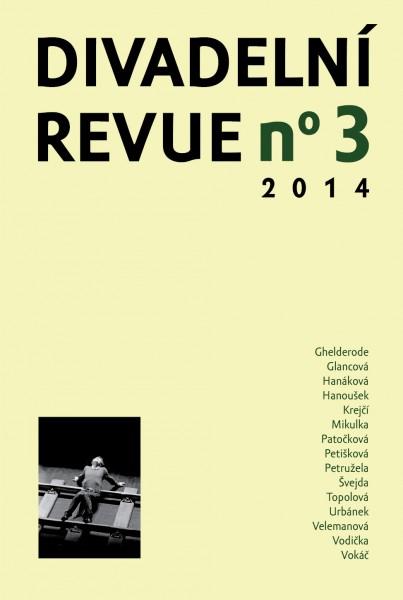 Divadelní Revue 3/2014