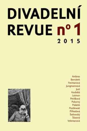 Divadelní Revue 1/2015