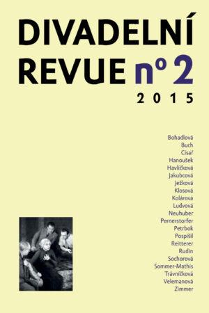 Divadelní Revue 2/2015