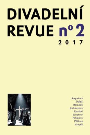 Divadelní Revue 2/2017