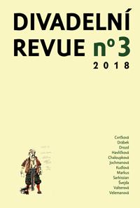 Divadelní Revue 3/2018