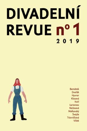 Divadelní Revue 1/2019