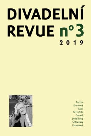 Divadelní Revue 3/2019