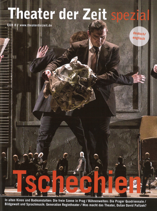 Theater Der Zeit Spezial Tschechien