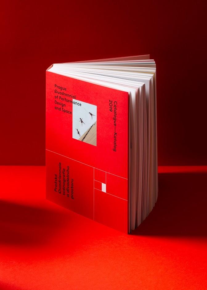 Prague Quadrennial 2019 Catalogue