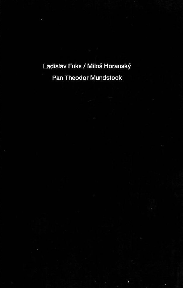 Pan Theodor Mundstock