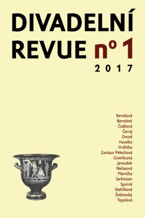 Divadelní Revue 1/2017
